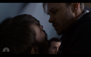Ruzek almost crosses the line while trying find Felicia's killer.